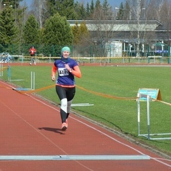 Helsinki Spring marathon - Anna Niku (1102)