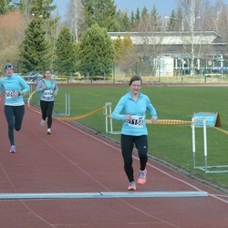 Helsinki Spring marathon - Eeva Sauri (1158)