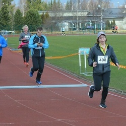 Helsinki Spring marathon - Hanna Ikonen (408)
