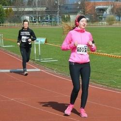 Helsinki Spring marathon - Kristiina Dahl (1091)