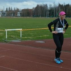 Helsinki Spring marathon - Birgitt Lamberg (1084)