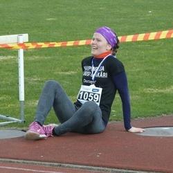 Helsinki Spring marathon - Sonja Alin (1059)