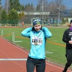 Helsinki Spring marathon - Viktoria Belorusova (1153)