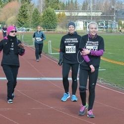 Helsinki Spring marathon - Carola Ylenius (1080)