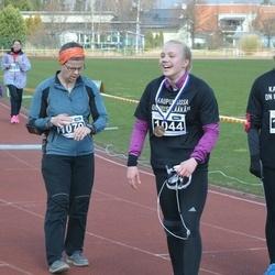 Helsinki Spring marathon - Erika Nykänen (1044)