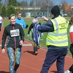 Helsinki Spring marathon - Susanne Savolainen (1094)