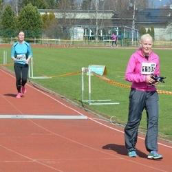 Helsinki Spring marathon - Jaana Johansson (1105)