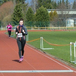 Helsinki Spring marathon - Mila Marinovic (1052)