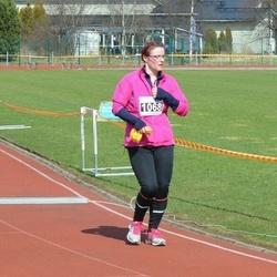 Helsinki Spring marathon - Sirpa Lehtinen (1068)
