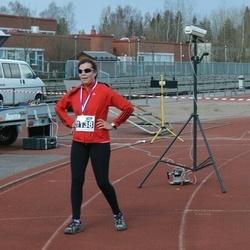 Helsinki Spring marathon - Anu Hava (1138)