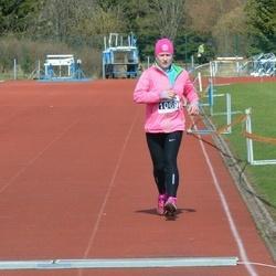 Helsinki Spring marathon - Susanna Käpynen-Posti (1069)
