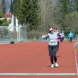 Helsinki Spring marathon - Riikka Lahtela (1141)