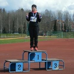 Helsinki Spring marathon - Tiina Sorvari (1034)