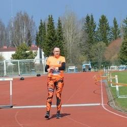 Helsinki Spring marathon - Laura Mononen (1062)
