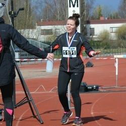 Helsinki Spring marathon - Emmi Kalaniemi (1101)