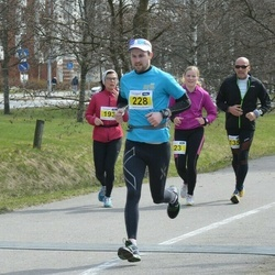 Helsinki Spring marathon - Olavi Kotro (228)