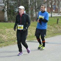 Helsinki Spring marathon - Katja Lehti (28)
