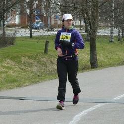 Helsinki Spring marathon - Mervi Inki-Virta (238)