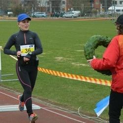 Helsinki Spring marathon - Katri Vermanne (36)