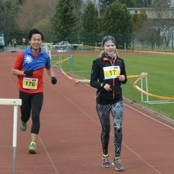 Helsinki Spring marathon - Satu Uuttu (17), Shih Chi Lin (176)