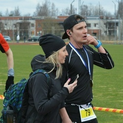 Helsinki Spring marathon - Matti Väisänen (79)