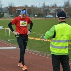 Helsinki Spring marathon - Ilpo Huolman (209)