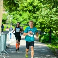 Helsinki Half Marathon - Mika Kantele (2809)