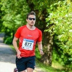 Helsinki Half Marathon - Ilkka Ilmarinen (877)