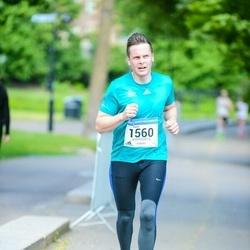 Helsinki Half Marathon - Teuvo Mattila (1560)