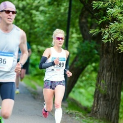 Helsinki Half Marathon - Soili Kosonen (1189)