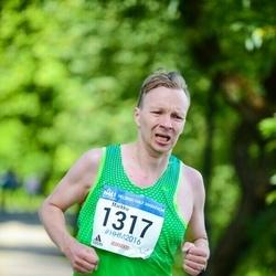 Helsinki Half Marathon - Markku Laitinen (1317)
