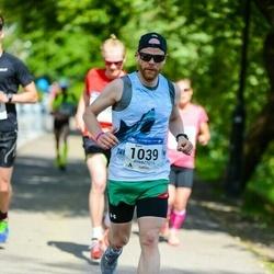 Helsinki Half Marathon - Karri Kaukinen (1039)