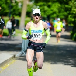 Helsinki Half Marathon - Merja Rautiainen (1994)