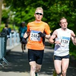 Helsinki Half Marathon - Jarmo Väänänen (2484)
