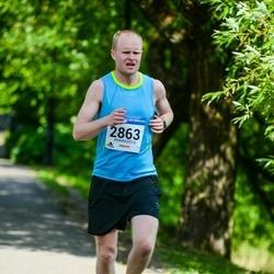 Helsinki Half Marathon - Otto Könkkölä (2863)
