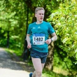 Helsinki Half Marathon - Antti Luostarinen (1482)