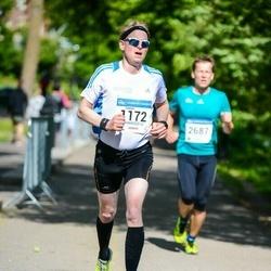 Helsinki Half Marathon - Tuomas Koskela (1172)