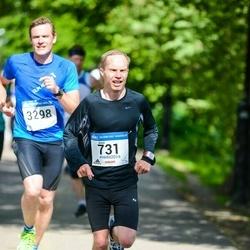 Helsinki Half Marathon - Jussi Henttu (731)