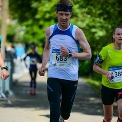 Helsinki Half Marathon - Markku Haverinen (683)