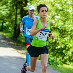 Helsinki Half Marathon - Marjut Hirvonen (767)
