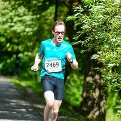 Helsinki Half Marathon - Mikko Uimonen (2469)
