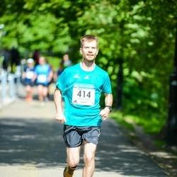 Helsinki Half Marathon - Barry Bermingham (414)