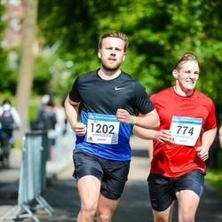Helsinki Half Marathon - Mio Kristiansen (1202)