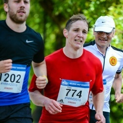 Helsinki Half Marathon - Tore Høiland (774)