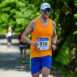Helsinki Half Marathon - Rasmus Johansson (916)