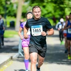 Helsinki Half Marathon - Henri Lukkarinen (1465)
