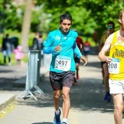 Helsinki Half Marathon - Suvash Dey (497)