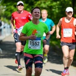 Helsinki Half Marathon - Tarja Masalin (1552)