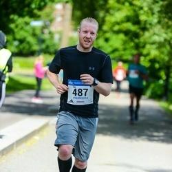 Helsinki Half Marathon - Pär Davidsson (487)