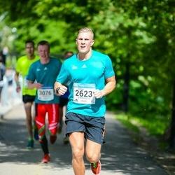 Helsinki Half Marathon - Jonatan Wasenius (2623)